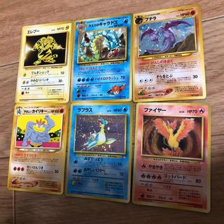 ポケモン(ポケモン)のポケモンカード★星キラカード6枚セット(カード)
