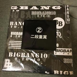 ビッグバン(BIGBANG)のビックバンの二段重箱(アイドルグッズ)