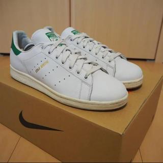 アディダス(adidas)のadidas Stan Smith アディダス スタンスミス 白/緑(スニーカー)