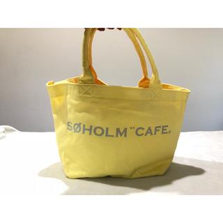 SOHOLM CAFE トートバッグ(トートバッグ)