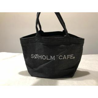 SOHOLM CAFE デニム トートバッグ(トートバッグ)