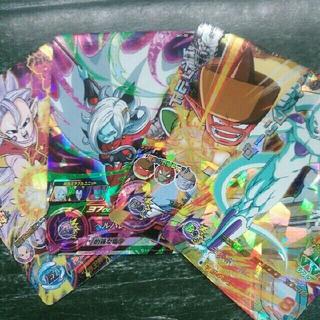 ドラゴンボール(ドラゴンボール)のドラゴンボールヒーローズ SR CP(カード)
