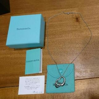 ティファニー(Tiffany & Co.)のティファニー  シルバーネックレス (ネックレス)