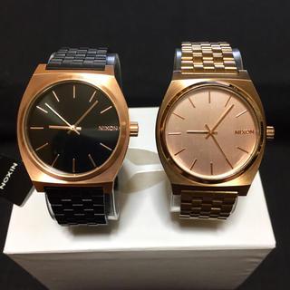 ニクソン(NIXON)のNIXON TIME TELLER 2本セット(腕時計)