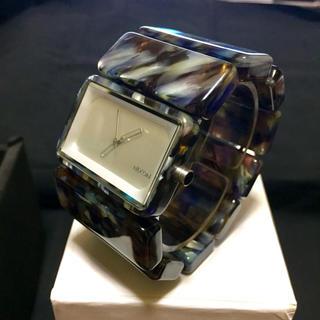 ニクソン(NIXON)のNIXON VEGA watercolor acetate(腕時計)