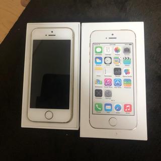 アップル(Apple)のiPhone5s 32GB アヤン様専用(スマートフォン本体)