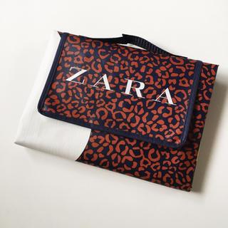 ザラ(ZARA)のZARA ザラ ノベルティ 非売品 レジャーシート ピクニックマット(ノベルティグッズ)