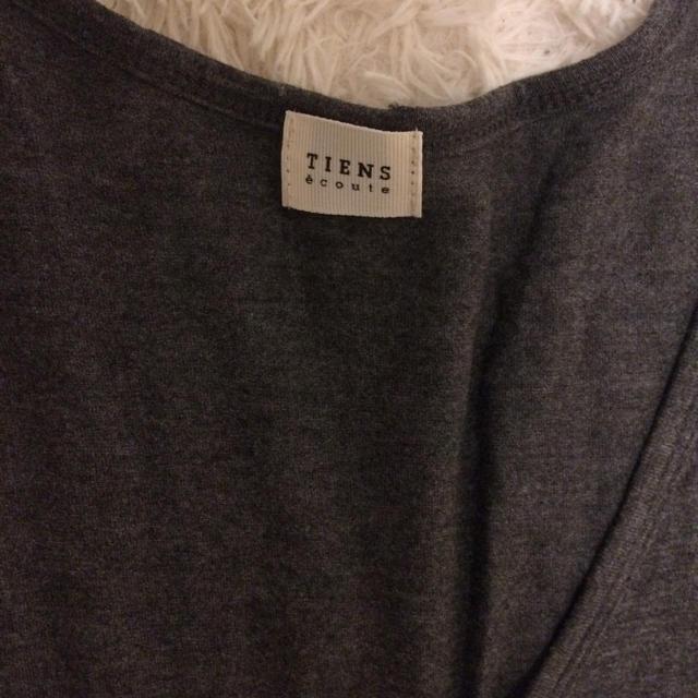 TIENS ecoute(ティアンエクート)のtiens マキシワンピース レディースのワンピース(ロングワンピース/マキシワンピース)の商品写真