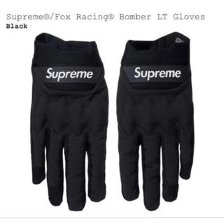 シュプリーム(Supreme)のSupreme®/Fox Racing® Bomber LT Gloves(手袋)