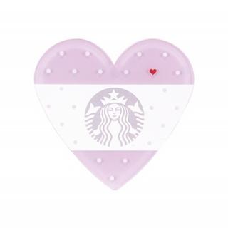 スターバックスコーヒー(Starbucks Coffee)のスターバックス ハートコースター(テーブル用品)