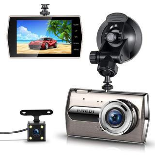 超高画質前後カメラ   ドライブレコーダー 1080FHD多機能車載カメラ(その他)