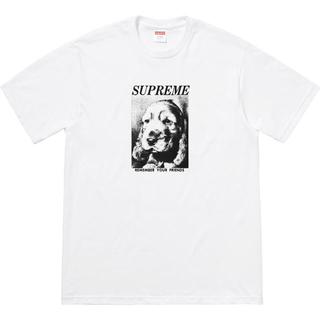 シュプリーム(Supreme)の18FW supreme remember tee (Tシャツ/カットソー(半袖/袖なし))