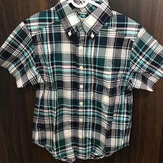 シマムラ(しまむら)のしまむら チェックシャツ 120cm(ブラウス)