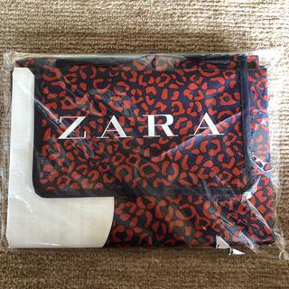 ザラ(ZARA)の新品 非売品 ノベルティ ZARA ピクニックマット レジャーシート(ノベルティグッズ)