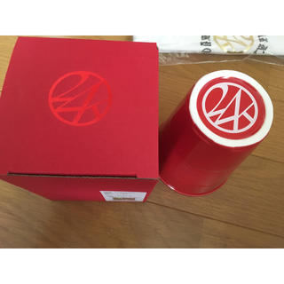 24karats コップ カップ 赤 EXILE 3代目 JSB マグカップ