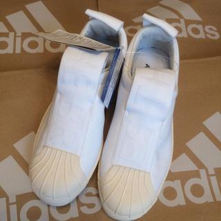 アディダス(adidas)のadidas Originals スリッポン ホワイト 新品 (スニーカー)