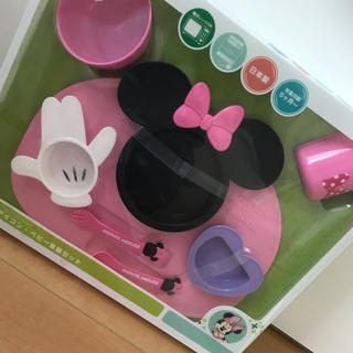 ディズニー(Disney)のDisney 離乳食食器(離乳食器セット)