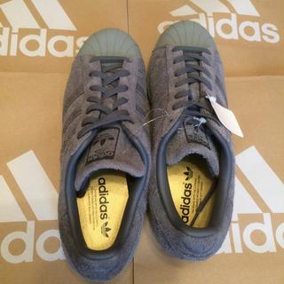 アディダス(adidas)のadidas Originals スーパースター グレー 26.5㎝ 新品(スニーカー)