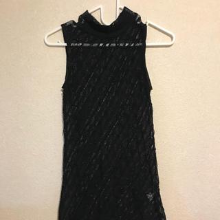 アバハウス(ABAHOUSE)のアバハウス  レースタンクトップ(Tシャツ(半袖/袖なし))
