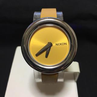 ニクソン(NIXON)のNIXON PIROUETTE YELLOW(腕時計)