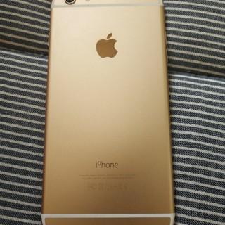 アップル(Apple)のiphone6plus 16gb au (スマートフォン本体)