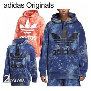 アディダス(adidas)のアディダス タイダイ パーカー オリジナルス メンズ(パーカー)