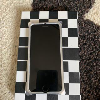 アップル(Apple)のiPhone 7 Jet Black 256 GB au 判定△(スマートフォン本体)