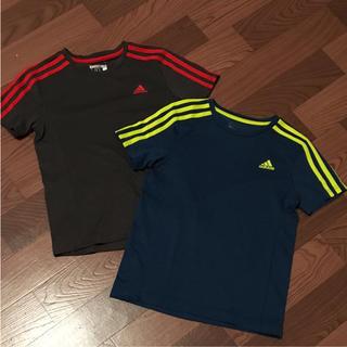 アディダス(adidas)のadidas ★ 2枚セット(Tシャツ/カットソー)