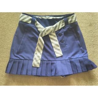 ナイキ(NIKE)のNIKE ゴルフウェア スカート サイズ0(ウエア)
