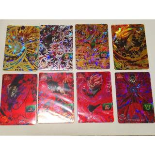 ドラゴンボール(ドラゴンボール)のドラゴンボールヒーローズ 9枚セット 新品未使用(カード)
