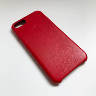 アップル(Apple)のMQHA2FE/A Apple iPhone 8 7 Product Red 赤(iPhoneケース)