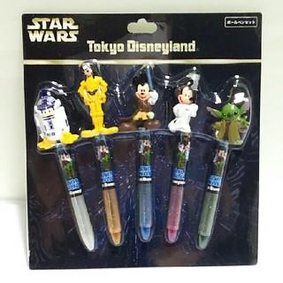 ディズニー(Disney)のDisney ディズニー ボールペンセット スター・ウォーズ STAR WARS(キャラクターグッズ)