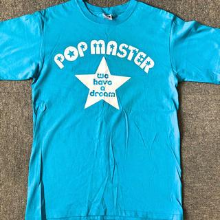 水樹奈々 pop master Tシャツ ファンクラブイベント(Tシャツ)