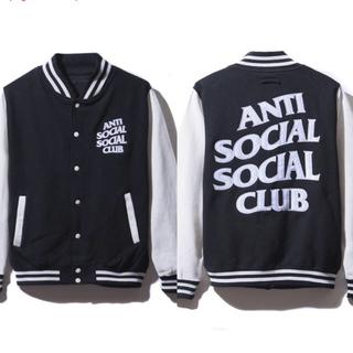 シュプリーム(Supreme)のanti social social club スタジャン❗️(スタジャン)