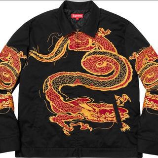 シュプリーム(Supreme)のsupreme Dragon work jacket(Gジャン/デニムジャケット)
