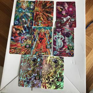 ドラゴンボール(ドラゴンボール)のドラゴンボールヒーロズ CP SR(カード)