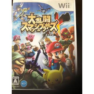ウィー(Wii)のスマブラ wii(家庭用ゲームソフト)