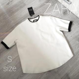 ザラ(ZARA)の【新品】ZARAトップス♡(ニット/セーター)