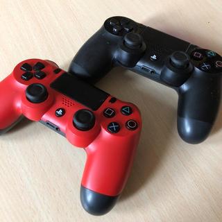 プレイステーション4(PlayStation4)のPS4 コントローラ(家庭用ゲーム本体)