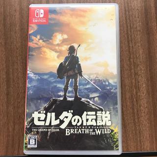 ニンテンドースイッチ(Nintendo Switch)のゼルダの伝説 ブレスオブザワイルド(家庭用ゲームソフト)