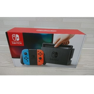 任天堂 - Nintendo Switch ネオンカラー 新品未開封