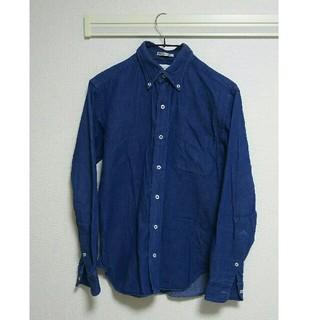 インディヴィジュアライズドシャツ(INDIVIDUALIZED SHIRTS)のサイズ14ハーフ ギャンバートカスタムデニムシャツ gambert(シャツ)