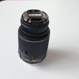 ニコン(Nikon)のNikon 55-200mm (レンズ(ズーム))