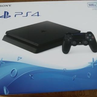 プレイステーション4(PlayStation4)のps4 スリム500GB(家庭用ゲーム本体)