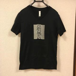 パブリックイメージ(PUBLIC IMAGE)のPUBLIC IMAGE JOY DIVISION Tシャツ 黒(Tシャツ/カットソー(半袖/袖なし))