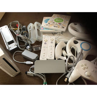 Wii - Wii 本体セット