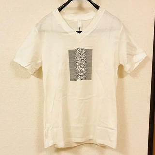 パブリックイメージ(PUBLIC IMAGE)のPUBLIC IMAGE Tシャツ 白 JOY DIVISION(Tシャツ/カットソー(半袖/袖なし))