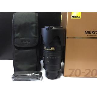 ニコン(Nikon)のNikon AF-S NIKKOR70-200mm F2.8G EDVRII(レンズ(ズーム))