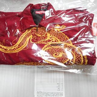 シュプリーム(Supreme)のS シュプリーム ドラゴン Dragon Work Jacket supreme(ブルゾン)