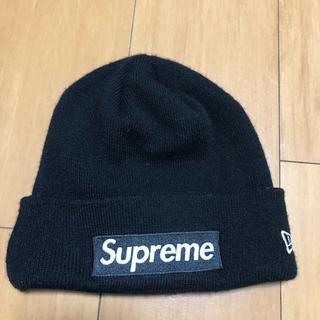 シュプリーム(Supreme)のsupreme box logo ビーニー(ニット帽/ビーニー)